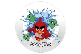 Тарелка Angry Birds Movie 19,5 см Red