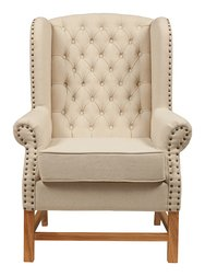 Кресло French Provincial Armchair Белое